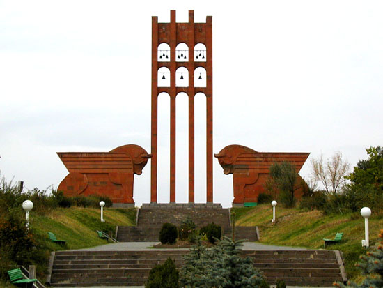 Historical places of Armenia, Sardarapat
