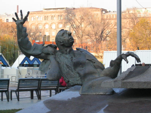 Monument to Arno Babajanyan