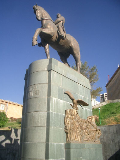Monument to Hovaness Bagramyan