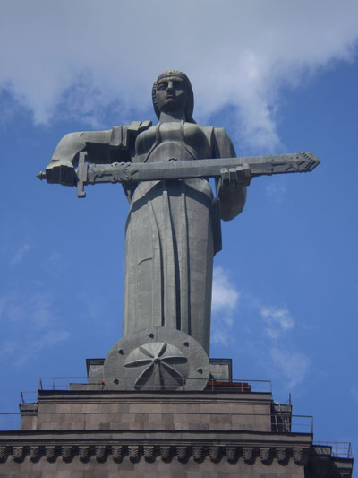 Victory Monument (Mother Armenia)