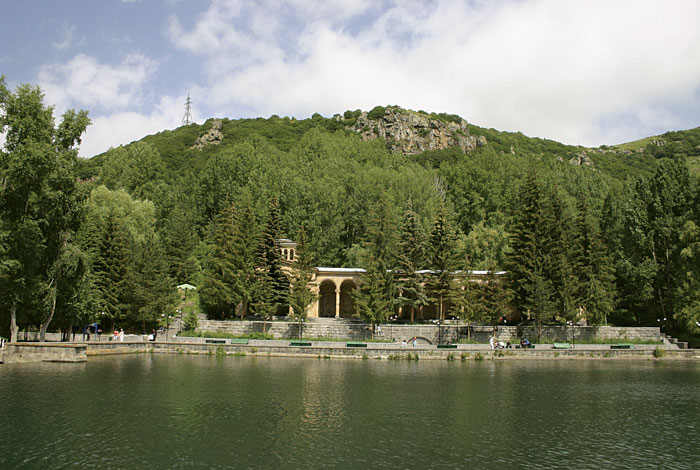 Jermuk Health Resort