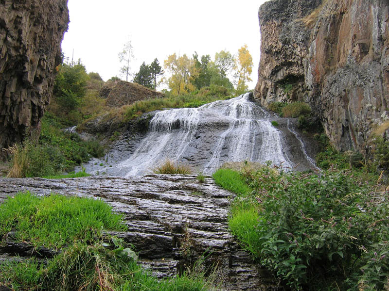 Mineral waters in Jermuk