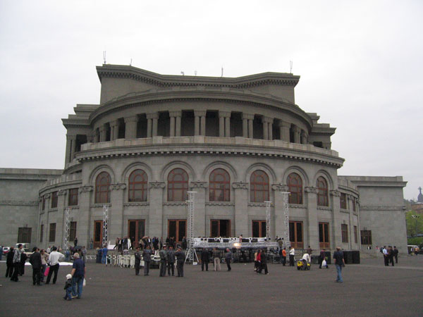 Armenian National Opera and Theater
