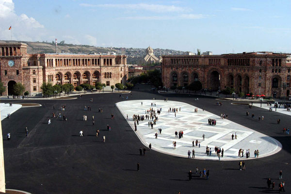 Republic Square, Armenia, Yerevan